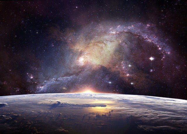 Origin of cosmos may not be entirely physical