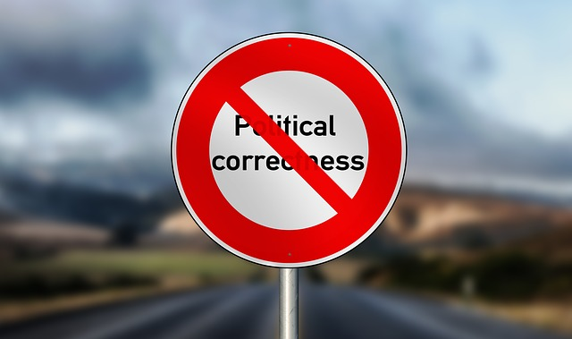 Everyone need not to be politically correct